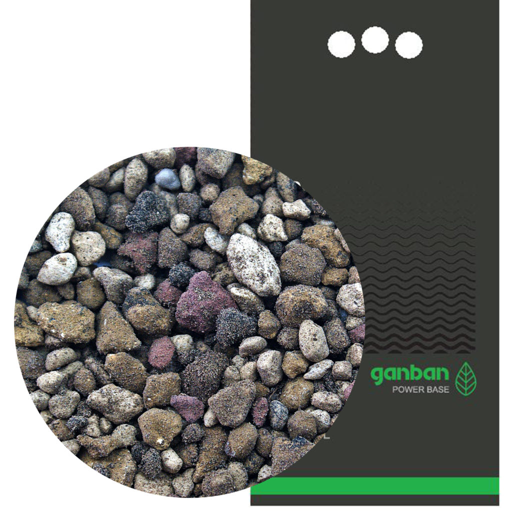 Ganban power base – podłoże do akwariów