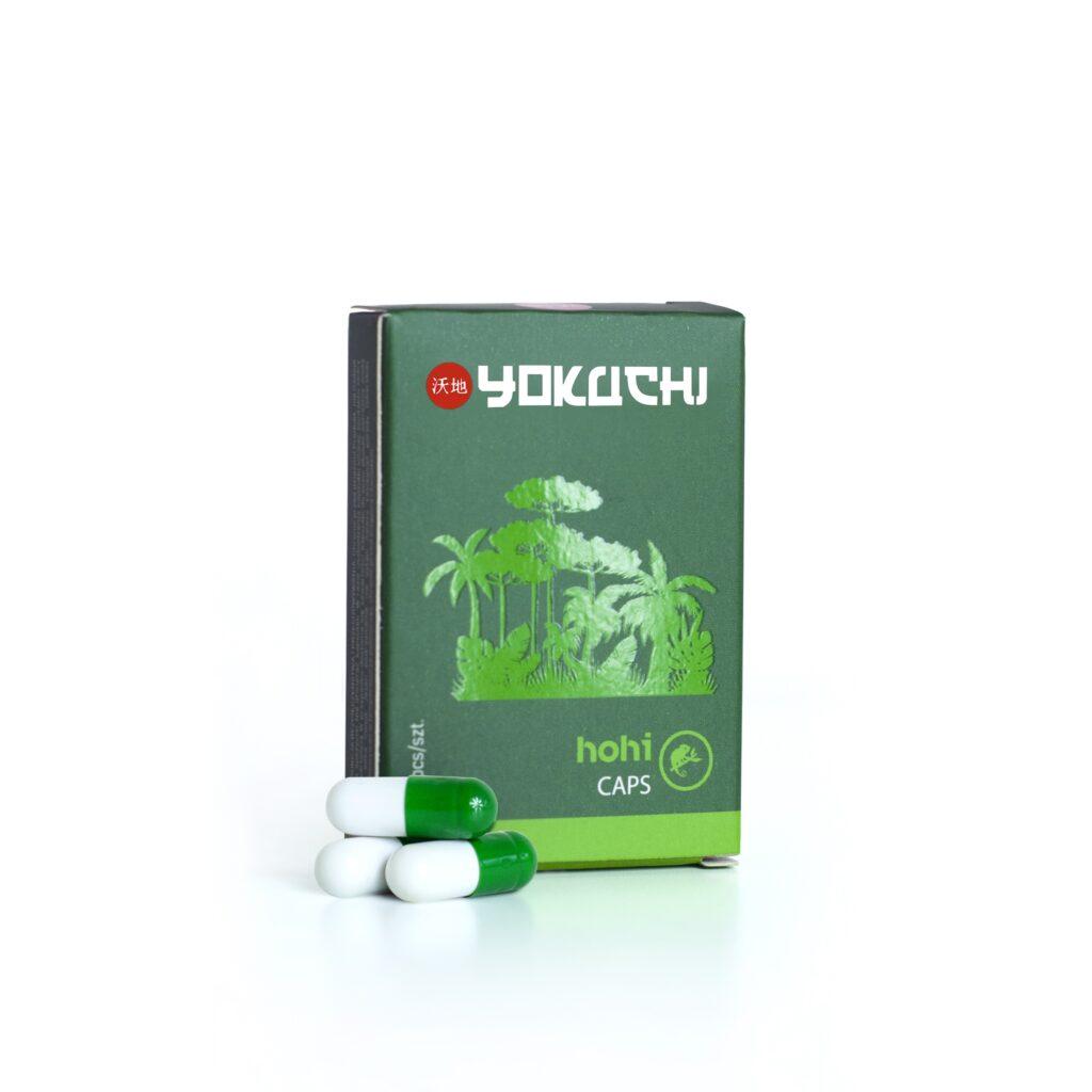 Hohi caps – kapsułki nawozowe do terrarium