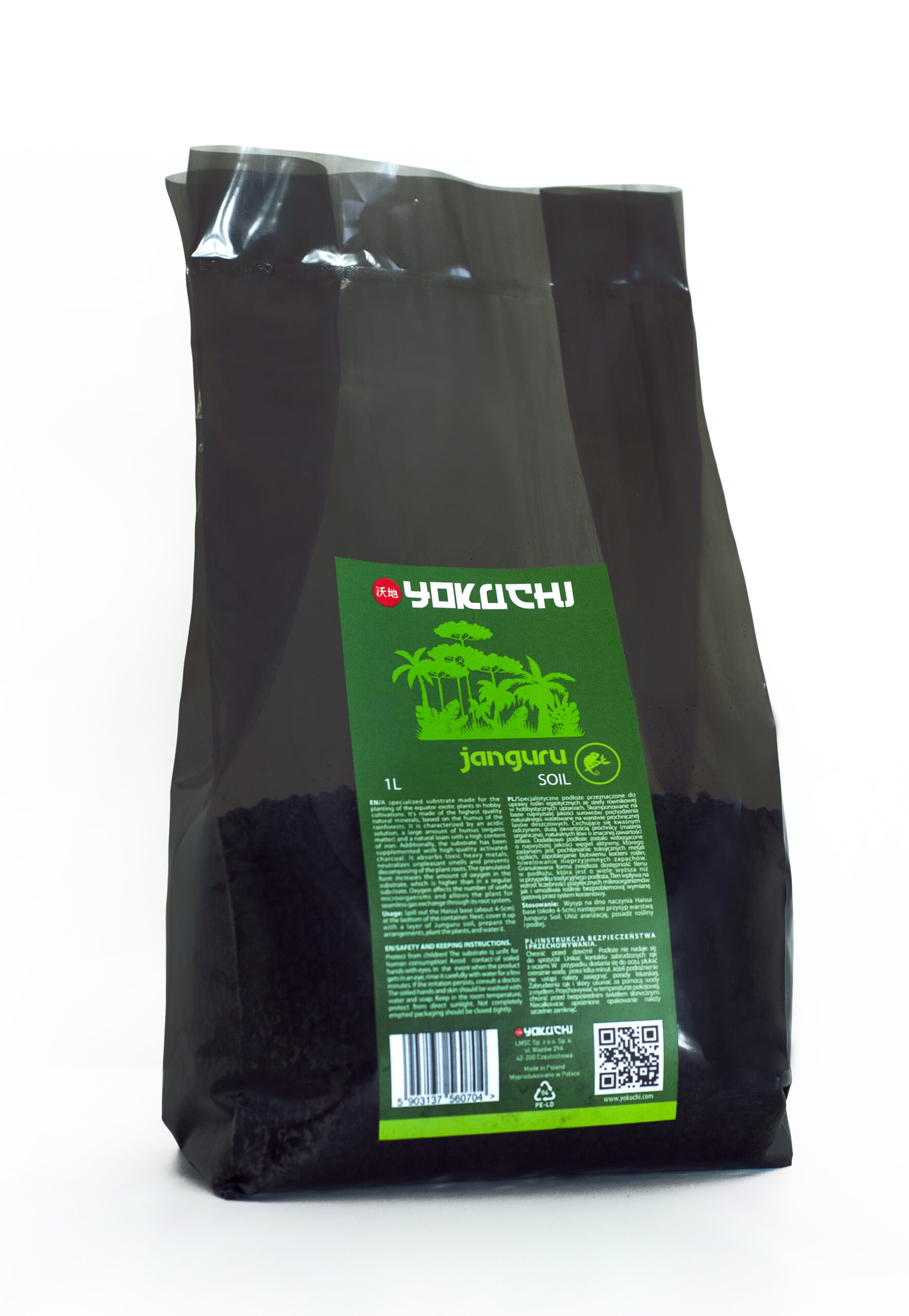 Janguru Soil – Podłoże do terrarium